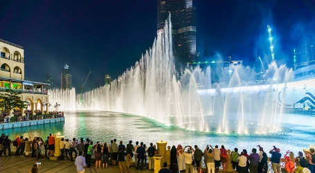 Dubai – The Ever Expanding Tourist Attraction
