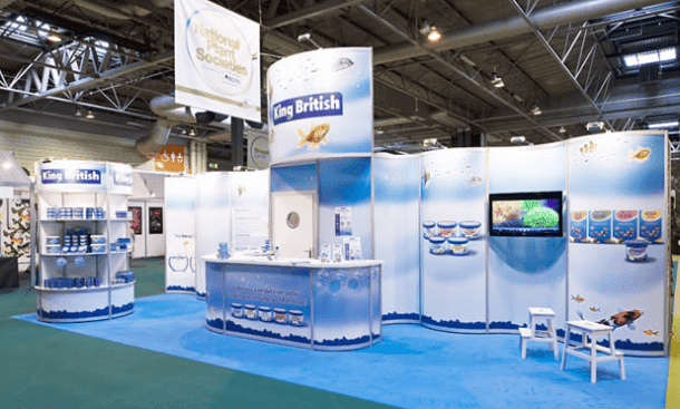 How you can get the most out of hiring an exhibition stand builder