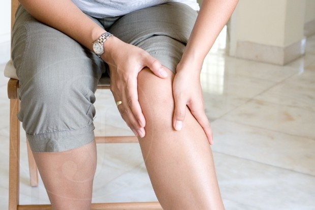 The most common causes of knee pain