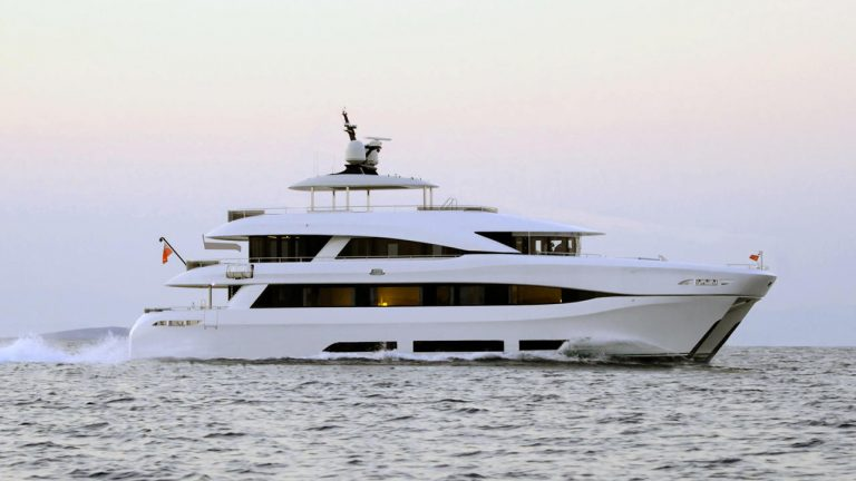 A word on yachts