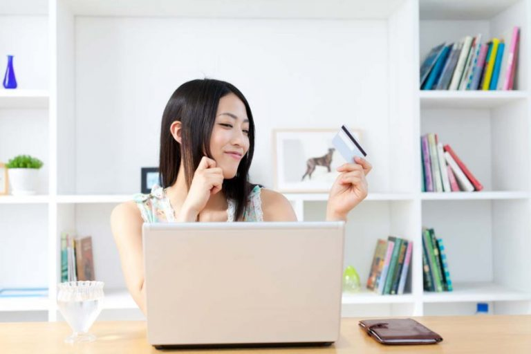 The convenience offered by online shopping