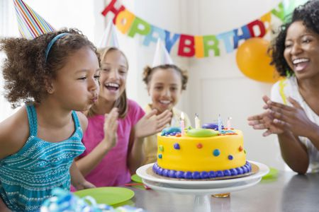 Creative ideas for celebrating your child's birthday