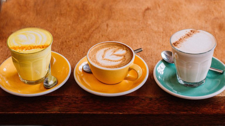 Three things that make the coffee special